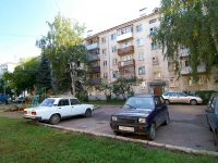Ufa, Revolyutsionnaya st, house 129. Apartment house