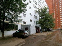 Ufa, Revolyutsionnaya st, house 165. Apartment house