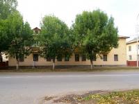 Уфа, улица Революционная, дом 197. многоквартирный дом