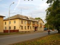 Уфа, улица Революционная, дом 201/3. многоквартирный дом