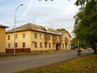 Ufa, Revolyutsionnaya st, house 201/3. Apartment house