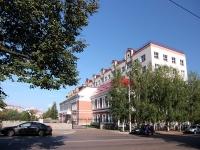 乌法市, 医院 Республикинская клиническая больница №2, Pushkin st, 房屋 99