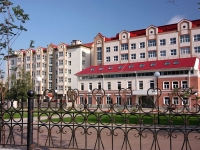 Уфа, улица Пушкина, дом 99. больница Республикинская клиническая больница №2