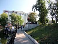 Уфа, парк им. С.Т. Аксаковаулица Пушкина, парк им. С.Т. Аксакова