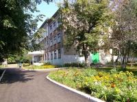 Уфа, лицей №107, улица Харьковская, дом 121