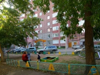 Ufa, Mingazhev st, house 121/2. Apartment house
