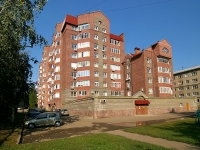 Ufa, Mingazhev st, house 121/3. Apartment house