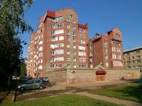 Уфа, улица Мингажева, дом 121/3. многоквартирный дом