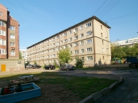 Ufa, Mingazhev st, house 121А. Apartment house