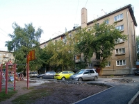Ufa, Mingazhev st, house 129. Apartment house