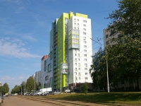 Ufa, Mingazhev st, house 140. Apartment house