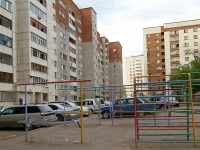 Ufa, Mingazhev st, house 158. Apartment house