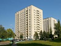 Уфа, улица Мингажева, дом 160/1. общежитие