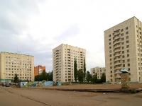 Уфа, улица Мингажева, дом 160/2. общежитие