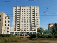 Уфа, улица Мингажева, дом 160. общежитие
