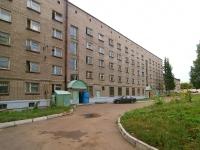 Уфа, общежитие Уфимского государственного авиационного технического университета, №5, улица Мингажева, дом 162