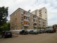Уфа, улица Худайбердина, дом 17. многоквартирный дом
