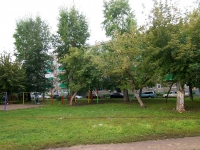 Ufa, Tsyurupa st, house 108/1. Apartment house
