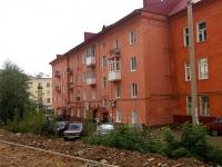 Уфа, улица Чернышевского, дом 101А. многоквартирный дом