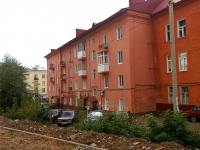 Ufa, st Chernyshevsky, house 101А. Apartment house
