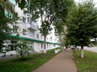 Ufa, Parkhomenko st, house 101. Apartment house