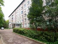 Ufa, Parkhomenko st, house 104/1. hostel