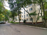 Ufa, Parkhomenko st, house 106/1. Apartment house