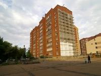 Уфа, улица Пархоменко, дом 106/2. многоквартирный дом