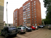 Ufa, Parkhomenko st, house 106/2. Apartment house