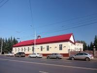 Ufa, office building Макси-принт, Oktyabrskoy Revolyutsii st, house 14 к.1