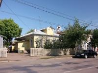 Ufa, Oktyabrskoy Revolyutsii st, house 23/1. Private house