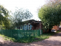 Ufa, st Sovetskaya, house 19. Private house