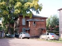 Ufa, st Sovetskaya, house 30. Apartment house