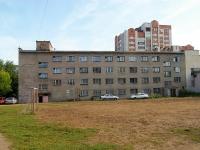 Уфа, общежитие Уфимского колледжа статистики, информатики и вычислительной техники, №2, улица Ветошникова, дом 125