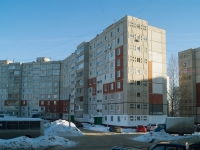 Ufa,  Kovshovoy, house 3. Apartment house