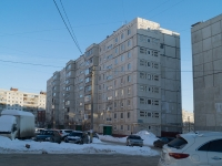 Ufa,  Kovshovoy, house 4. Apartment house