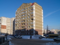 Ufa,  Kovshovoy, house 9. Apartment house