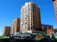 Чебоксары, улица Академика Крылова, дом 5. многоквартирный дом