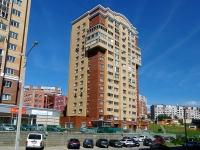Чебоксары, улица Академика Крылова, дом 5 к.1. многоквартирный дом