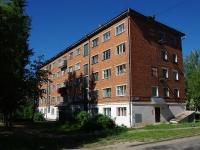 Чебоксары, улица Афанасьева, дом 3. многоквартирный дом