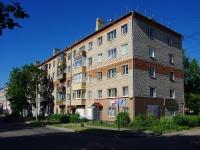 Чебоксары, улица Афанасьева, дом 4. многоквартирный дом