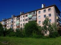 Чебоксары, улица Афанасьева, дом 5. многоквартирный дом