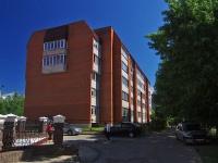 Чебоксары, улица Афанасьева, дом 7 к.1. многоквартирный дом