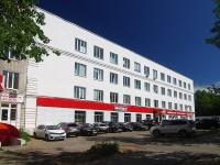 Чебоксары, улица Афанасьева, дом 8. офисное здание