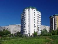 Чебоксары, улица Афанасьева, дом 9 к.2. многоквартирный дом