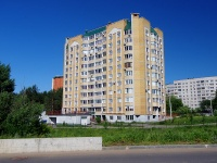 Чебоксары, улица Афанасьева, дом 9 к.3. многоквартирный дом