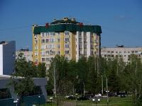 Чебоксары, улица Афанасьева, дом 9 к.5. многоквартирный дом