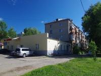Чебоксары, улица Урукова, дом 1. многоквартирный дом
