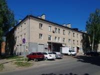 Чебоксары, улица Урукова, дом 2. многоквартирный дом