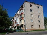 Чебоксары, улица Урукова, дом 3. многоквартирный дом